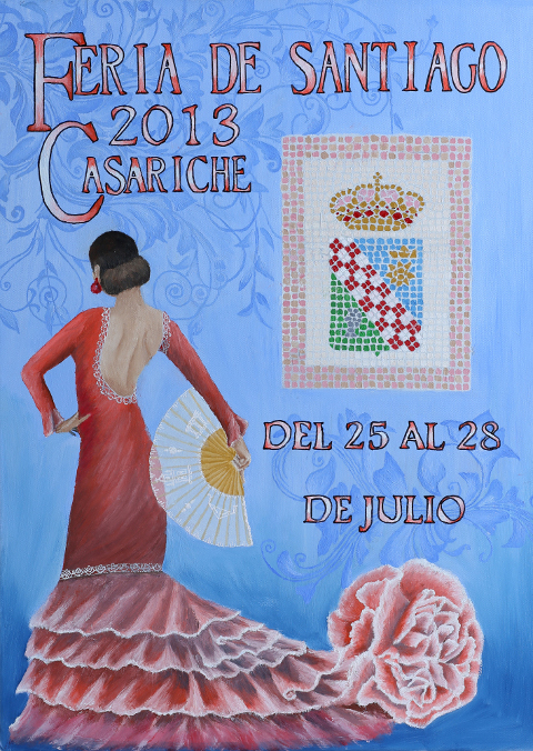 Cartel ganador Adultos: Basilio Romero Parrado