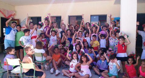 fiesta de feria talleres verano