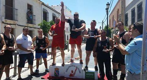pdium campeonato strongman españa casariche 2014
