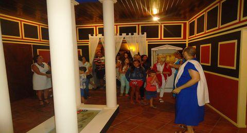 VISITA EXPOSICION VILLA ROMANA (1)
