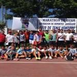 xv maraton de tenis