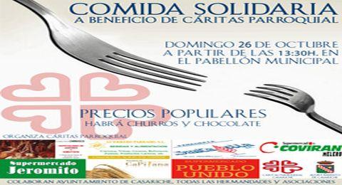 comida solidaria