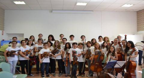orquesta filarmonia