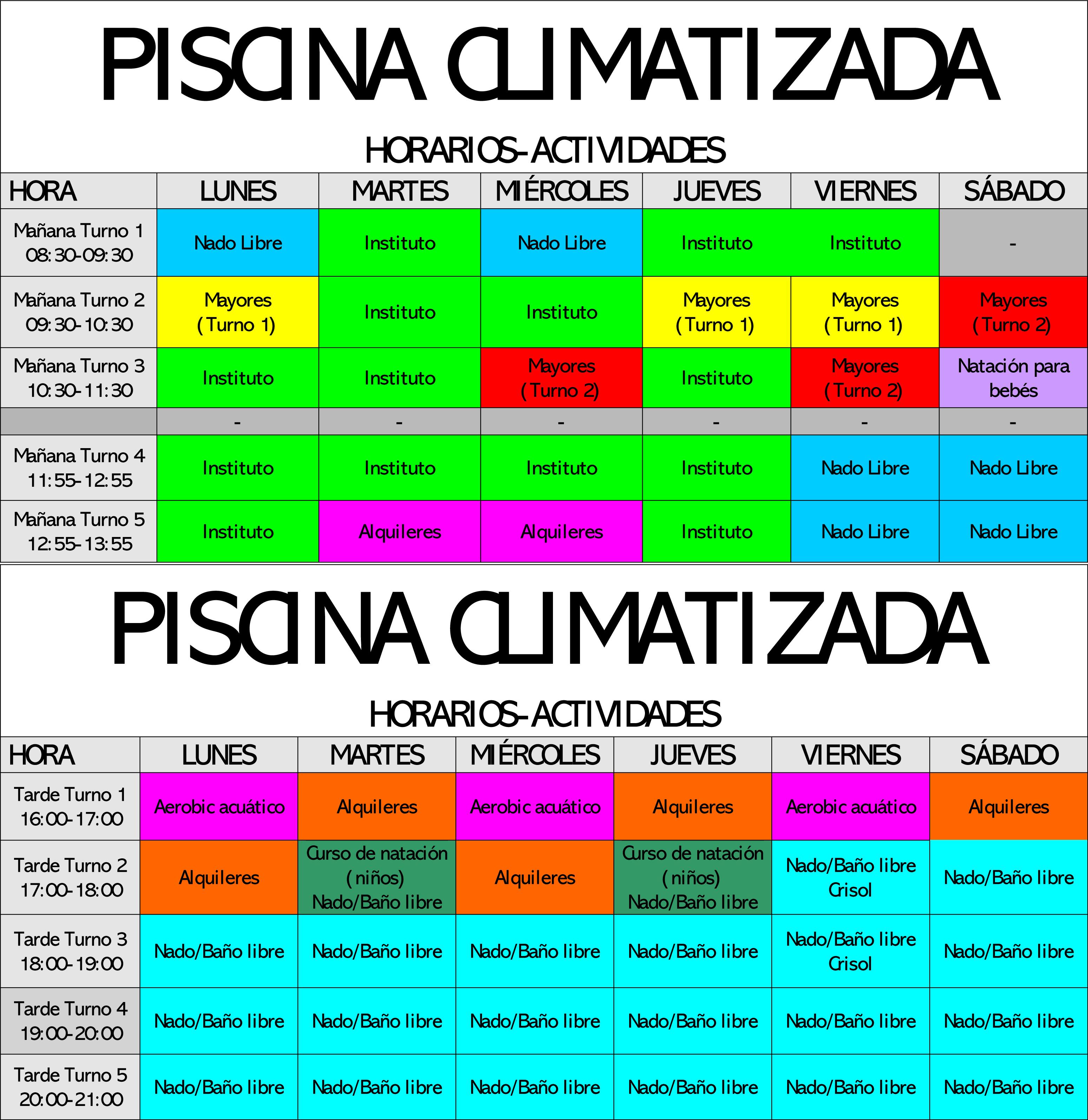 Excmo ayuntamiento de casariche sevilla web oficial for Horario piscina alaquas